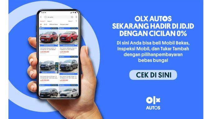 Transaksi Mobil Bekas