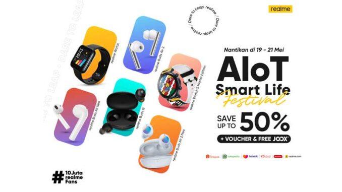 realme AIoT Smart Life Festival