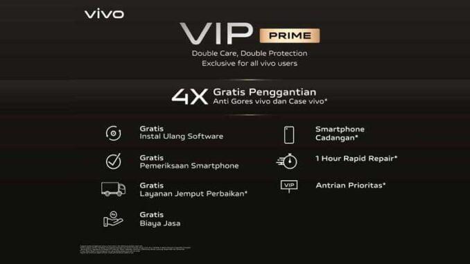 Layanan VIP Prime