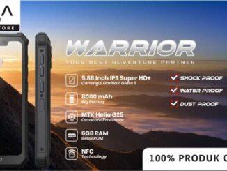 Luna Warrior G6E