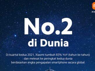 Brand Smartphone Global Ke-2