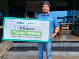 Donasi Tabung Oksigen