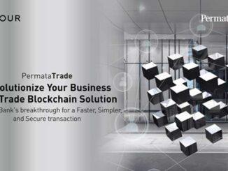 PermataBank Gunakan Teknologi Blockchain