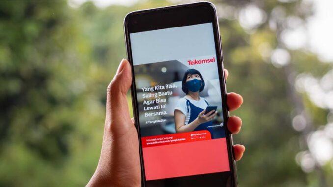 Telkomsel Ajak Masyarakat Saling Bantu