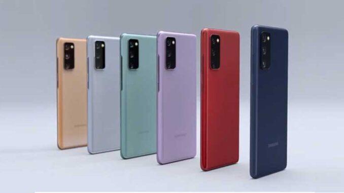 Galaxy S20 FE Snapdragon