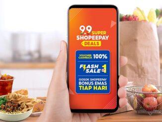 9.9 Super ShopeePay Deals