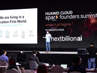 Huawei Investasikan US$100 Juta