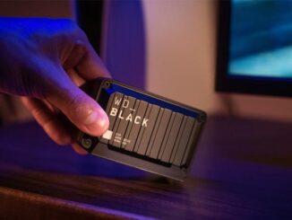 SSD Baru WD_BLACK