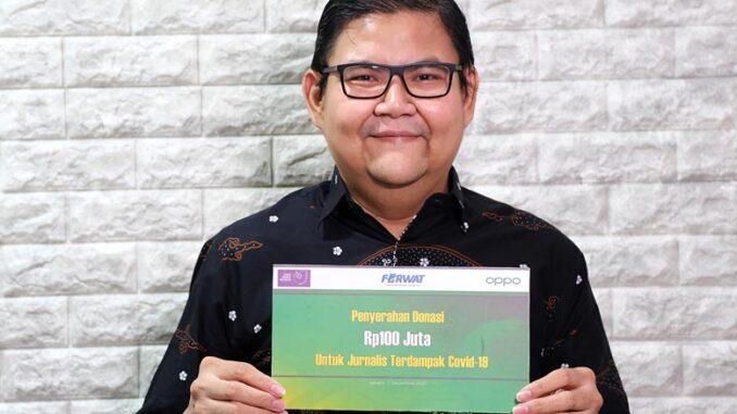 Donasi OPPO Indonesia