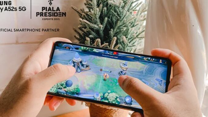 Fitur Andalan Galaxy A52s
