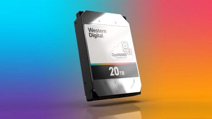 Western Digital Gunakan OptiNAND