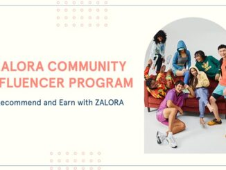 ZALORA Community Influencer Program