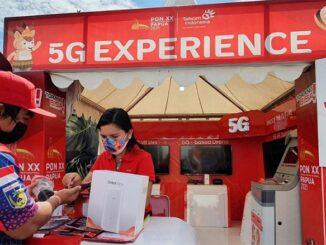 jaringan 5G di Papua