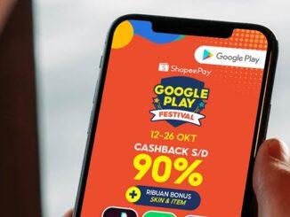 ShopeePay Google Play Festival
